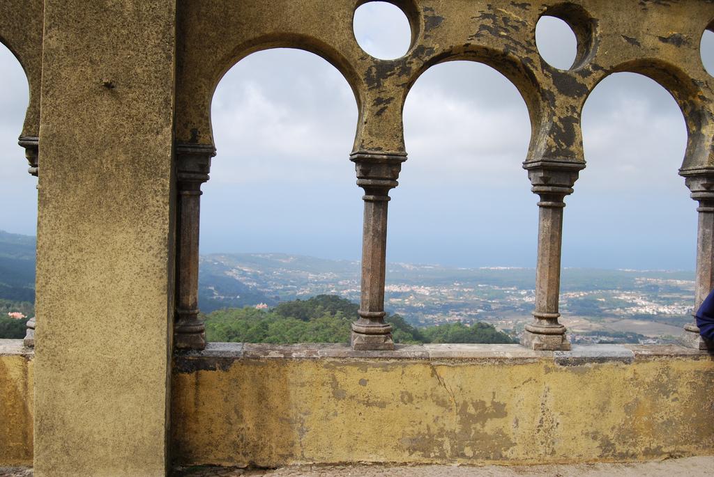 Замок Синтра