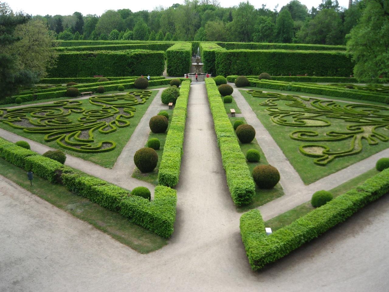 Сады Кромержиж