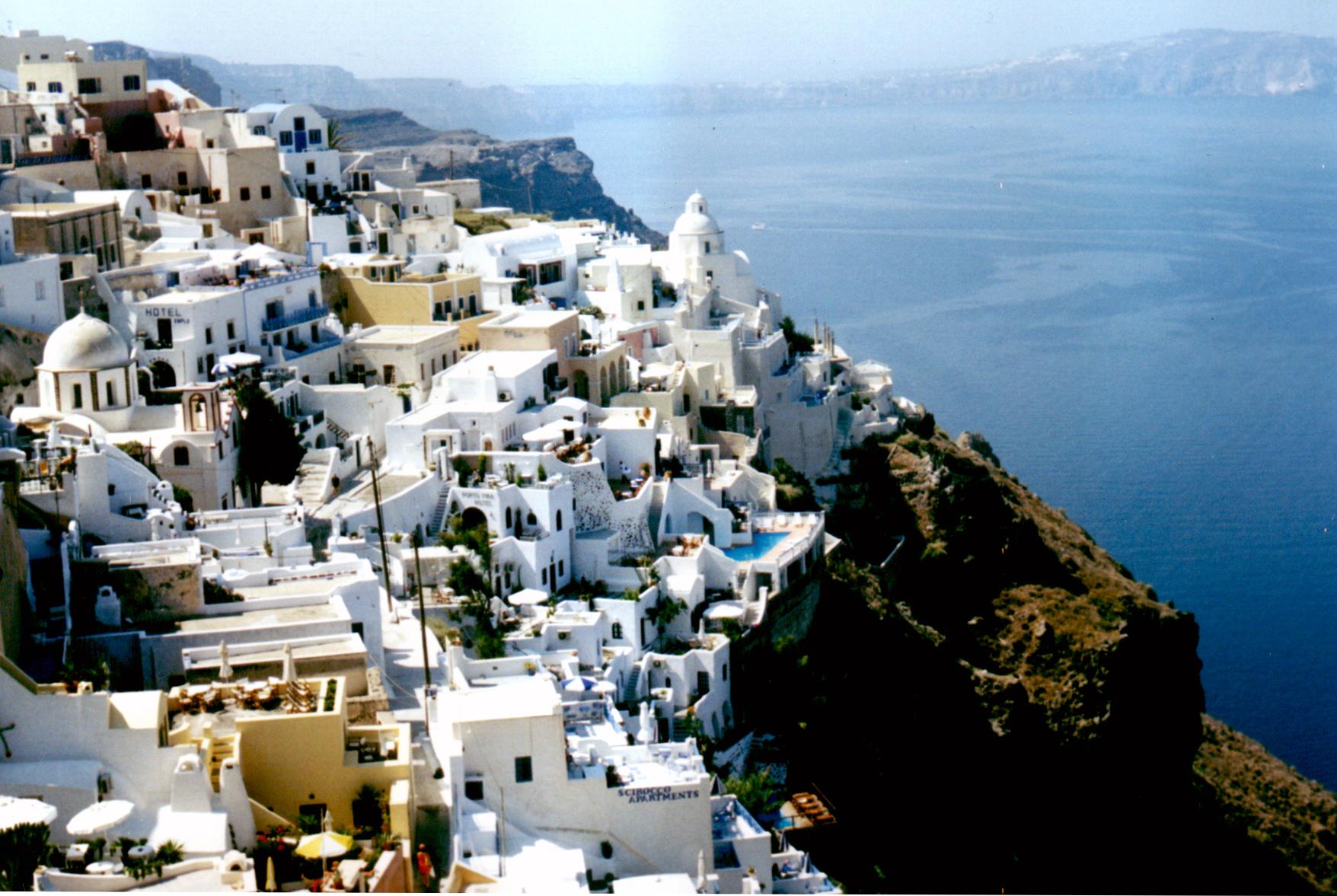 Топ-10 vip отелей в Греции