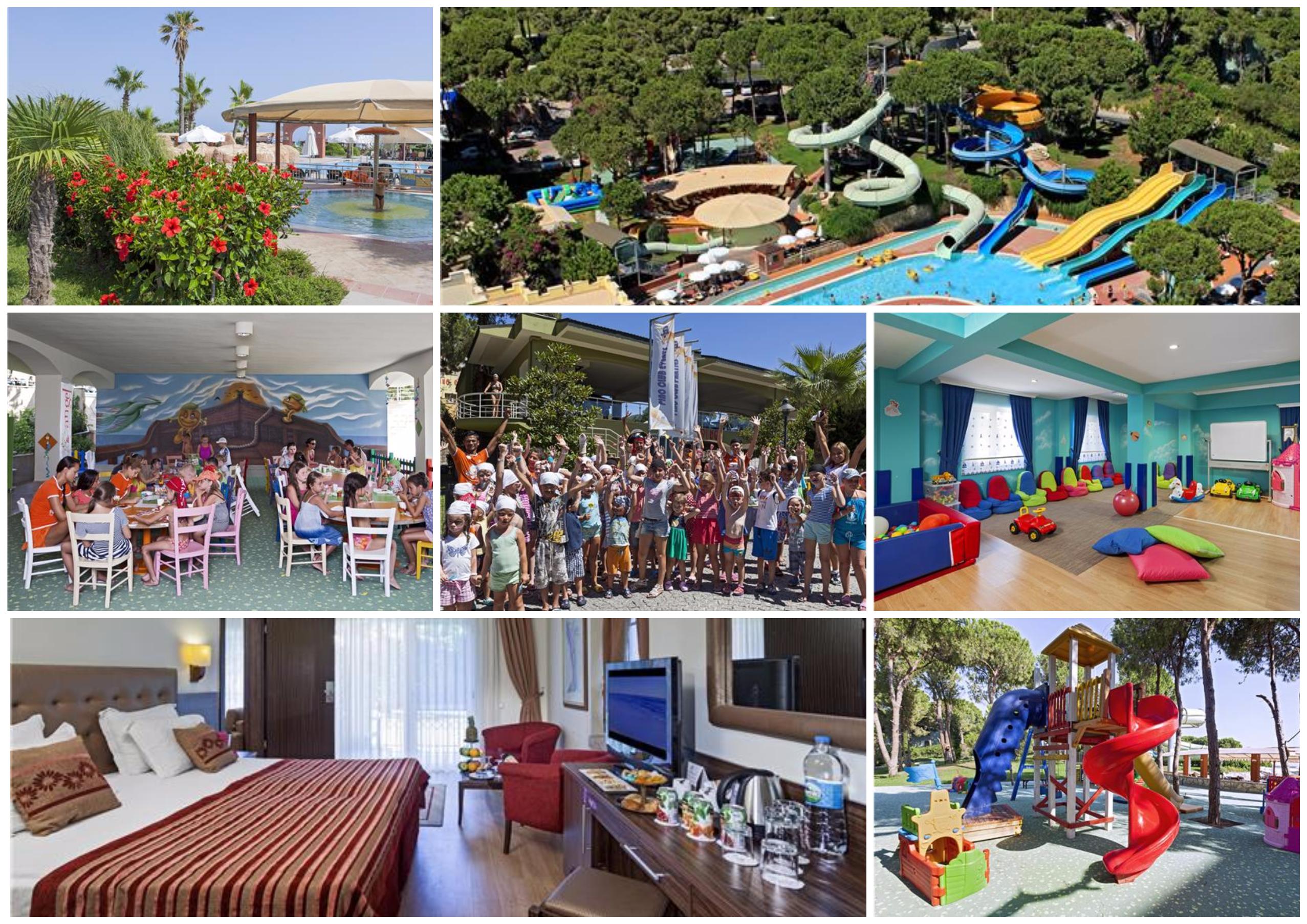 лучшие отели для отдыха с детьми Гоа
