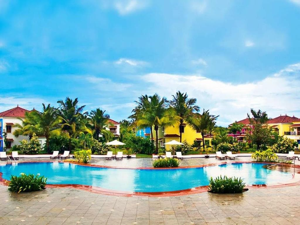 RADISSON BLU RESORT GOA 5*