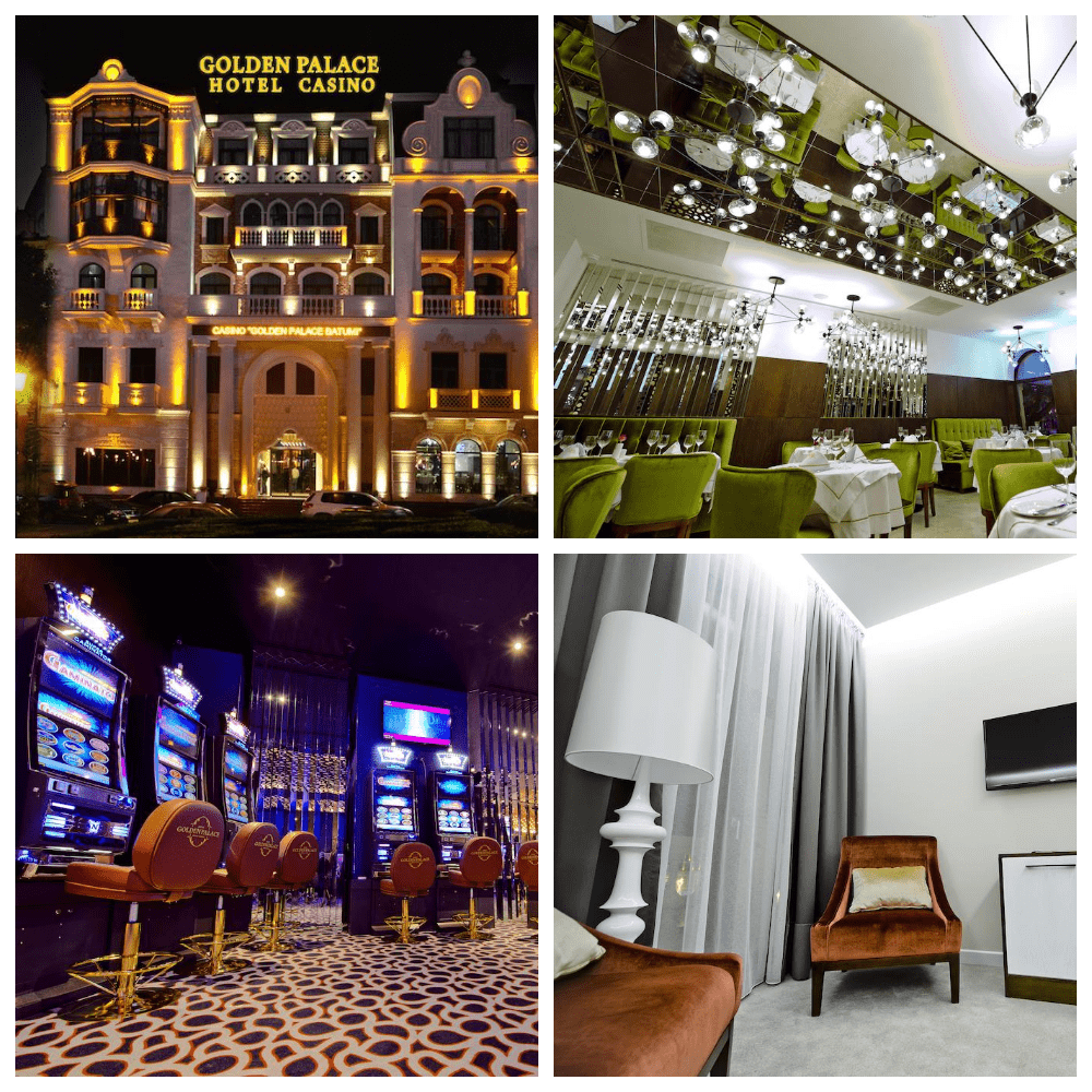 Golden Palace Batumi Hotel & Casino 4*
