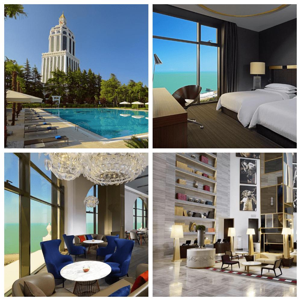 Sheraton Batumi Hotel 5*