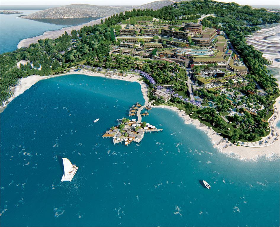 новые отели Турции 2018